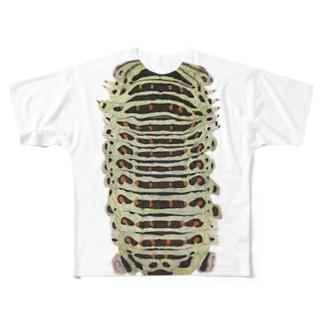 キアゲハ Full graphic T-shirts