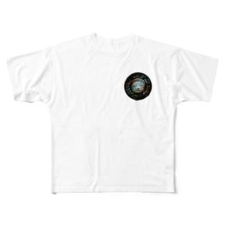 神羅万象 Universe stardust Full graphic T-shirts