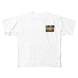 Life is beautiful. Full graphic T-shirts