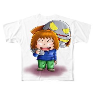 ベストフレンド Full graphic T-shirts