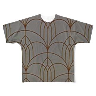 World fabric 16 Full graphic T-shirts