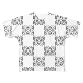 うずしおいちまつクン Full graphic T-shirts