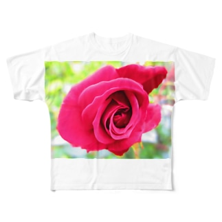 Dreamscapeのあなたへ届け!! Full graphic T-shirts