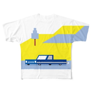 CAR 002 Full graphic T-shirts