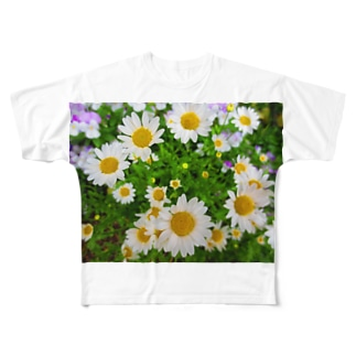 Dreamscapeの沢山の幸せ Full graphic T-shirts