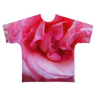 恋近し Full graphic T-shirts