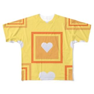 金運アップ‼(廻)Sサイズ Full graphic T-shirts