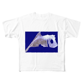 shimaの隠岐 Full graphic T-shirts
