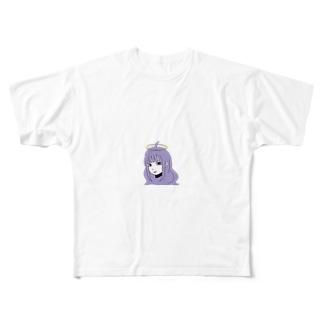 あおいちゃん。 Full Graphic T-Shirt