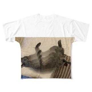 グレッチ Full graphic T-shirts