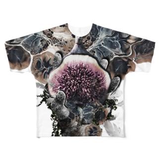 汚染 Full graphic T-shirts