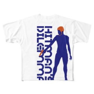 殺し屋のジレンマ Full graphic T-shirts