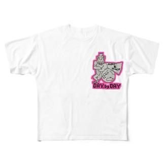 ごりt Full graphic T-shirts