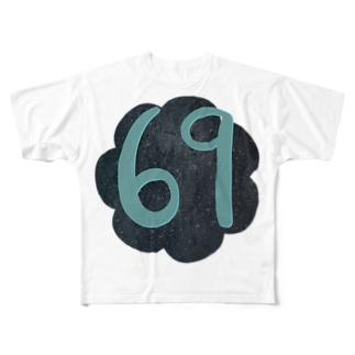 69 Full graphic T-shirts