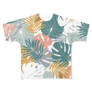 トロピカル2 Full graphic T-shirts