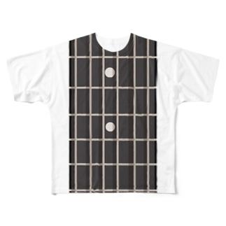 chanAOの指が踊る Full graphic T-shirts