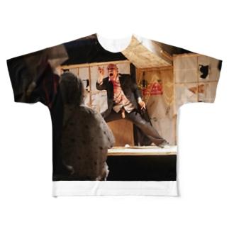 UKK.incのサーズデイ・ブラッディ・サーズデイ Full graphic T-shirts