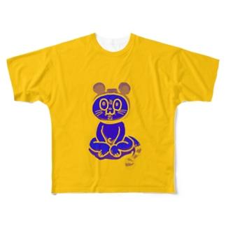 ω Full graphic T-shirts