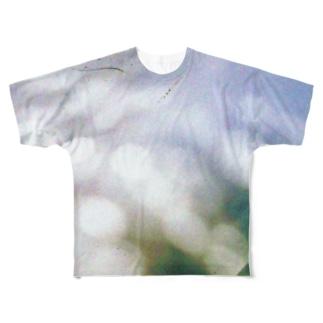 木漏れ日 Full graphic T-shirts