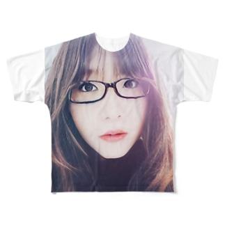 クレイドールのクレ子ちゃん Full graphic T-shirts
