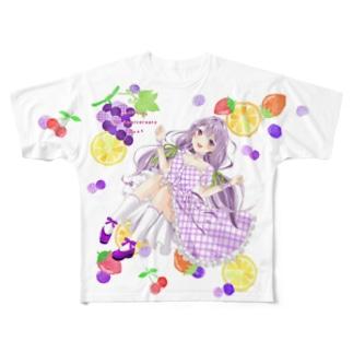 池袋1周年記念Tシャツ① Full graphic T-shirts