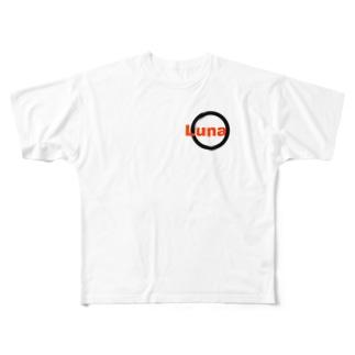 Luna Full graphic T-shirts