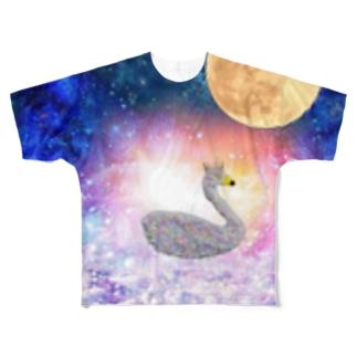 ✨ビックバンスワン✨ Full graphic T-shirts
