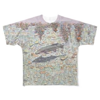 初夏 フルグラフィックTシャツ Full graphic T-shirts