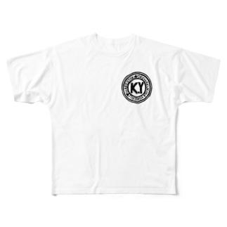 KYワンポイントTシャツ Full graphic T-shirts
