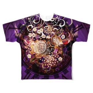 Kenny T-shirtの心理試験 Full graphic T-shirts