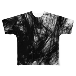 砦 Full graphic T-shirts