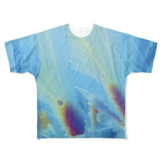 SnowFlower Full graphic T-shirts