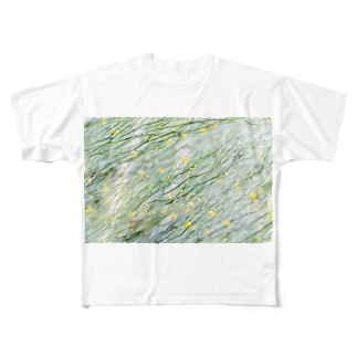 bubble Full graphic T-shirts