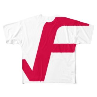 F_Symbol Full Graphic T-Shirt
