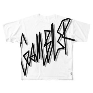 GAM Full graphic T-shirts