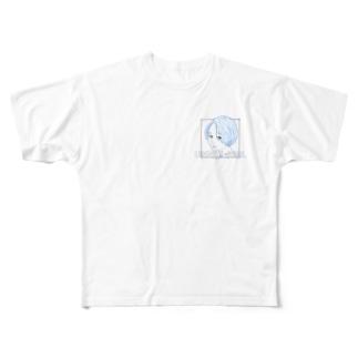 UNNUi GiRL Full graphic T-shirts