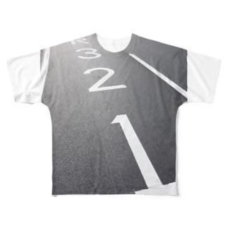 R321 Full graphic T-shirts