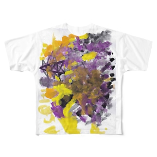 Morning works Full graphic T-shirts