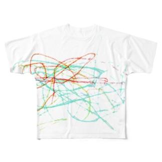 2020夏 〜ロケット〜 Full graphic T-shirts