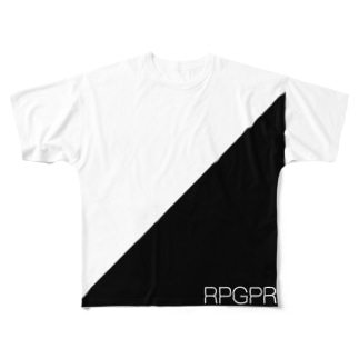 RPGPR Full graphic T-shirts