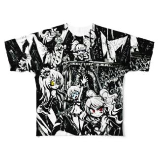 RUMORE Full graphic T-shirts