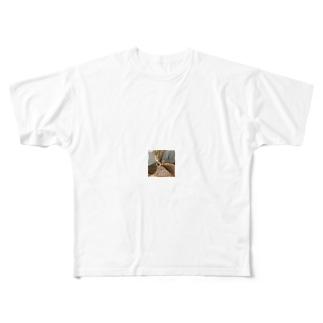 プロペラ Full Graphic T-Shirt