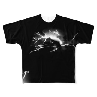 ENERGY⚡️RAIZIN Full graphic T-shirts