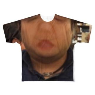 はるあき Full graphic T-shirts
