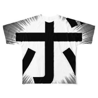 ボ Full graphic T-shirts