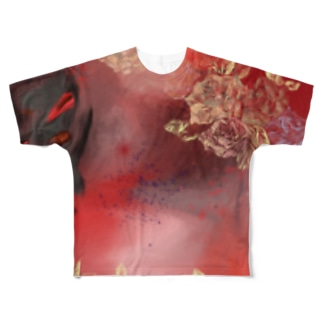 Bメロ Full graphic T-shirts