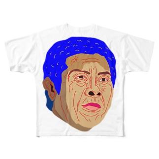 祭 Full graphic T-shirts