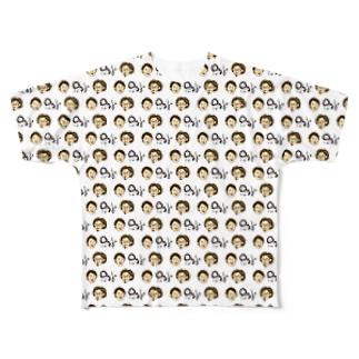 Nord Ramen Full graphic T-shirts