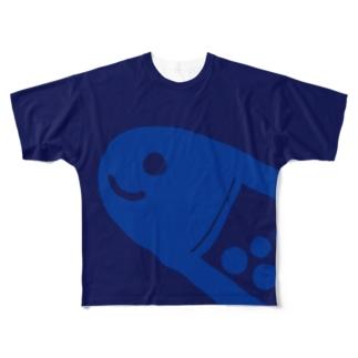 あおい・・・なんなん? Full graphic T-shirts