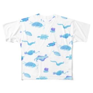 カンブリア Full Graphic T-Shirt